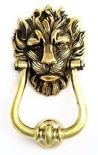 En laiton massif lion's head door knocker numéro 10 Downing Street porte miches nouveau