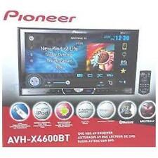 Pioneer AVH-X4600BT 7 inch Car DVD Player