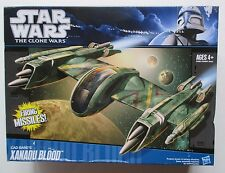 Star Wars The Clone Wars CAD BANE'S XANADU BLOOD Vehicle NEW ~ FREE SHIPPING!