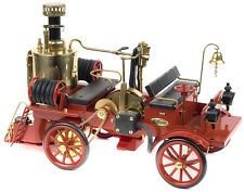 Wilesco D 305 Live Steam Firetruck Fire Engine Truck