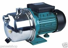 1 HP 750W Jet Self Priming Water Pump High Pressure Garden House Pool Sprinkling