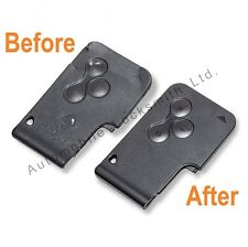 Complete REPAIR SERVICE for Renault Megane Scenic 3 button remote key card