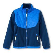 C9 Champion Boys Lightweight EVERYDAY Fleece Jacket SZ XL 16-18 BLUE