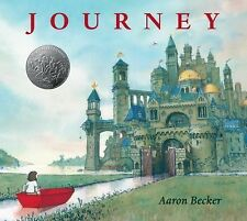 Journey by Aaron Becker (2013, Picture Book)