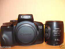 CANON EOS 700 35MM FILM CAMERA WITH CANON EF 35-80MM POWER ZOOM LENS (14O13)