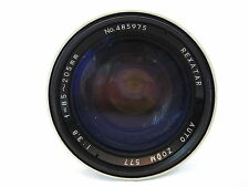Rexatar Auto Zoom 577 1:3.8 f=85-205mm Lens for Pentax Screw Mount