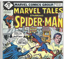 The Amazing Spider-Man #117 Reprint in Marvel Tales #96 from Oct. 1978 Whitman