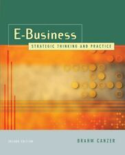 E-business: Strategic Thinking and Practice: Volume of ...canzer-e-bus-ExLibrary