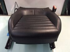 09-12 VOLKSWAGEN PASSAT CC FRONT RIGHT LOWER BOTTOM SEAT W/ TRACK RAIL  OEM E