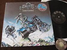 LP Savage Loose 'N Lethal UK 1983 | M- to EX