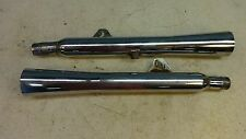 1978 Honda CX500 CX 500 Deluxe H1146' Jardine exhaust muffler pipes set