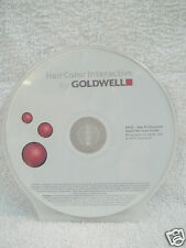 GOLDWELL KPSS Hair Color Interactive DVD for Salon Services ~ Free Ship In US!!!
