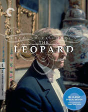 The Leopard (Blu-ray Disc, 2014, 2-Disc Set, Criterion Collection)