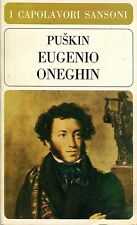 A. S. Puskin = EUGENIO ONEGHIN