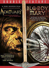 Mortuary / Bloody Mary (DVD, 2008) Brand New both Widescreen,same-day shipping