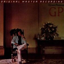 GP [Digipak] by Gram Parsons SACD, May-2012, Mobile Fidelity Sound Lab)