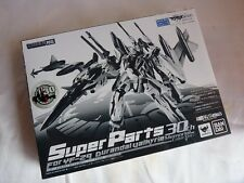 DX Chogokin Macross F Frontier YF-29 Durandal Valkyrie 30th Super Parts