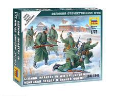 Zvezda - German infantry in winter uniform - 1:72