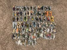 Vintage '80s '90s G.I. Joe LOT of 87 Hasbro Action Figures w/ Accessories Cards