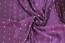 Vintage banarasi brocade purple base golden floral heavy saree HS186