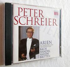 ARIEN aus Kantaten und Oratorien - Peter Schreier