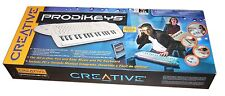 Creative Prodikeys Keyboard studio 37 keys piano MIDI Controller PS/2 SPANISH