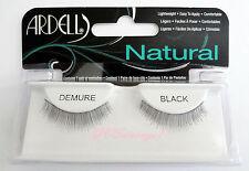NIB~  Ardell Natural Lashes DEMURE Fake Eyelashes Fashion Short False LashLites