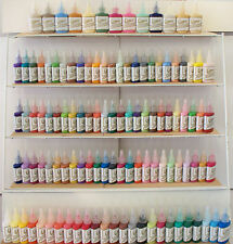 Your choice of one (1) Ginger's Cameo Fabric Paint. 113 Colors to choose from