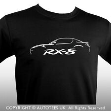 MAZDA RX8 INSPIRED CAR T-SHIRT - AUTOTEES