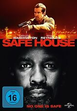 Safe House mit Denzel Washington, Ryan Reynolds, Brendan Gleeson, Vera Farmiga