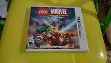 LEGO Marvel Super Heroes - Universe in Peril (Nintendo 3DS) complete xl 2ds