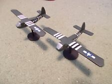 Flames of War 15 mm, 1/144 Scale, American WACO CG-4 Glider Aircraft (set of 2)