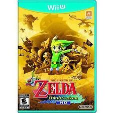Legend of Zelda: The Wind Waker HD  (Nintendo Wii U, 2013)