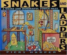 Snakes and Ladders (and Hundreds of Mice): A Weird and Wonderful Tower-ExLibrary