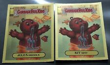 "GARBAGE PAIL KIDS  2004 ANS2 ""GOLD"" Lot of 2 Cards #F18 a&b"