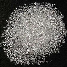 Real Natural 0.20TCW Round Cut Loose Diamonds lot SI-3/F-G Color at Best Price