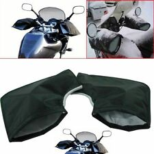 Thermal Motorcycle Handle Bar Muffs Motorbike Hand Protection Mitts Bike Gloves