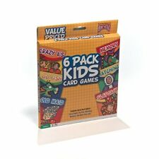 Bicycle Classic Kid's Card Games (6-Pack) 6 Bicycle Games