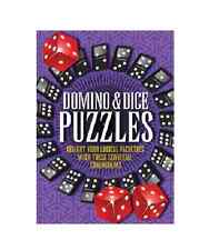 Book Of  Domino & Dice Puzzles & Magic Tricks - AMAZE & BAFFLE YOUR FRIENDS!