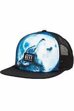 Neff Totality Trucker Hat (Wolf) Mens Unisex Hat Cap Headwear New