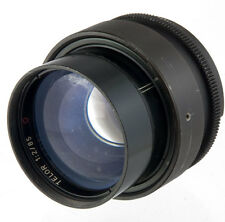 TELOR 85mm f2.0 lens 85/2.0 CZJ Zeiss Sonnar f2 cine Red O Jupiter-9 objectiv