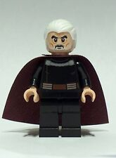LEGO 75017 - STAR WARS - Count Dooku - Mini Fig / Mini Figure