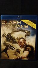 Clash of the Titans (Blu-Ray) w/No Digital Copy (OPENED)