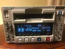 Sony DSR-1500A DVCAM Digital Videocassette Recorder Editing Deck With Low Hours!