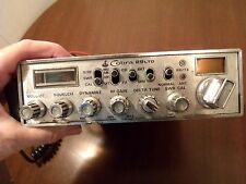 VINTAGE COBRA 29 LTD CB RADIO + UNIDEN MIC-untested- marGLth3