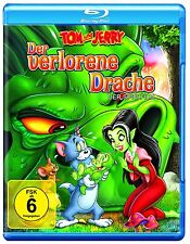 Tom and Jerry and the Lost Dragon, Movie - Blu Ray Disc -