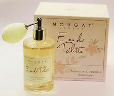 NOUGAT  LONDON Eue de Toilette TUBERROSE & JASMINE  100ml  New Sealed