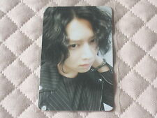 Heechul M&D 2nd Mini Album Goody Bag Photocard Super Junior Ulsanbawi TYPE A