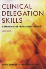 Clinical Delegation Skills: A Handbook for Professional Practice-ExLibrary