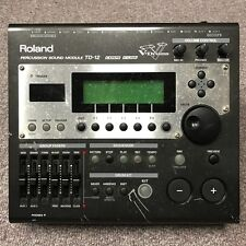 Roland TD-12 Percussion Sound Module - Great Condition!